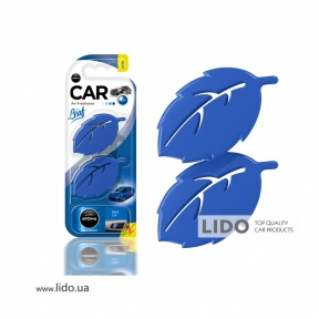 Ароматизатор Aroma Car Leaf 3D Mini New Car