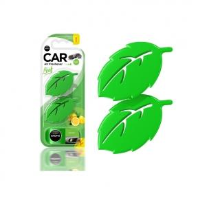 Ароматизатор Aroma Car Leaf 3D Mini Lemon