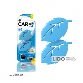 Ароматизатор Aroma Car Leaf 3D Mini Fresh Line