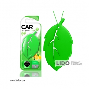 Ароматизатор Aroma Car Leaf 3D Lemon
