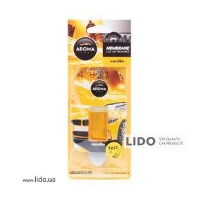 Ароматизатор Aroma Car Membrane Vanilla, 4ml