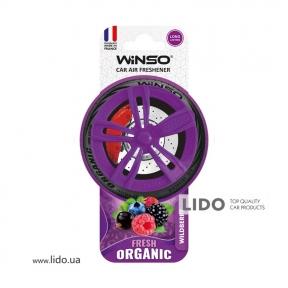 Ароматизатор Winso Organic fresh Wildberry