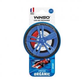 Ароматизатор Winso Organic fresh - Sport