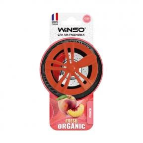 Ароматизатор Winso Organic fresh Peach