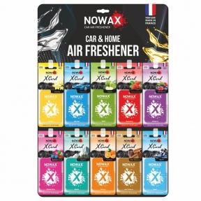 Ароматизатор Nowax X Card, дисплей