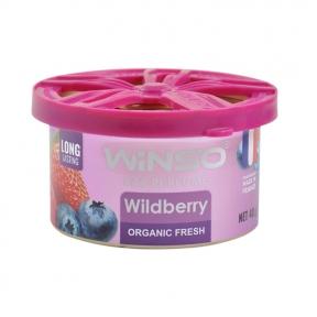 Ароматизатор Winso Organic Fresh Wildberry, 40g