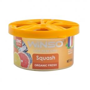 Ароматизатор Winso Organic Fresh Squash, 40g