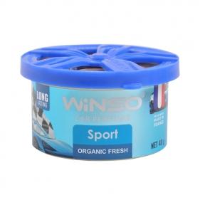 Ароматизатор Winso Organic Fresh Sport, 40g