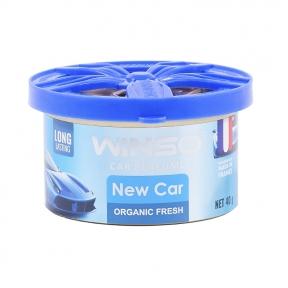 Ароматизатор Winso Organic Fresh New Car, 40g