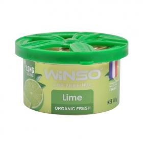 Ароматизатор Winso Organic Fresh Lime, 40g
