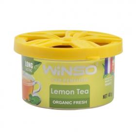 Ароматизатор Winso Organic Fresh Lemon Tea, 40g
