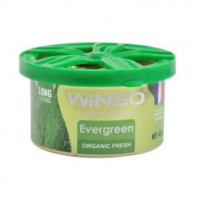 Ароматизатор Winso Organic Fresh Evergreen, 40g