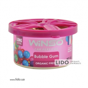 Ароматизатор Winso Organic Fresh Bubble Gum, 40g