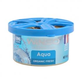 Ароматизатор Winso Organic Fresh Aqua, 40g