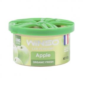 Ароматизатор Winso Organic Fresh Apple, 40g