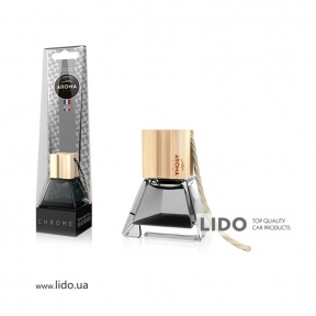 Ароматизатор Aroma Prestige Wood Chrome, 7ml