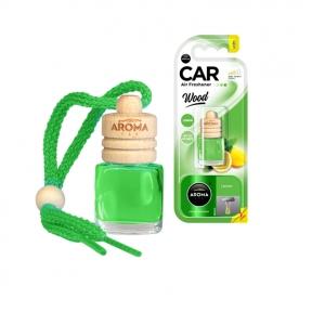 Ароматизатор Aroma Car Wood Lemon, 6ml