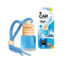 Ароматизатор Aroma Car Wood Aqua, 6ml