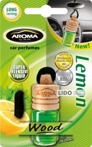 Ароматизатор Aroma Car Wood Lemon