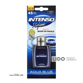 Ароматизатор Aroma Car Intenso Parfume Aqua Blue, 10g