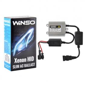Блоки розжига Winso Slim AC CANBUS Ballast, 12V, 35W, KET
