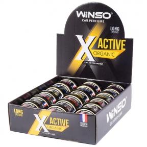 Ароматизатор Winso X Active Organic MIX №1