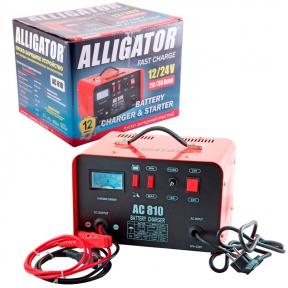 Пускозарядное устройство АКБ Alligator 12/24V, 45А