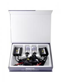 Комплект ксенона Brevia Н1 5000К + Super Slim Ballast
