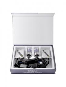 Комплект ксенона Brevia HB4 5000К + Super Slim Canbus