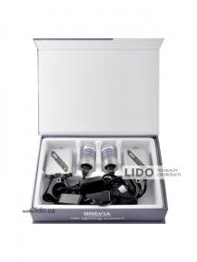 Комплект ксенона Brevia HB3 5000К + Super Slim Canbus