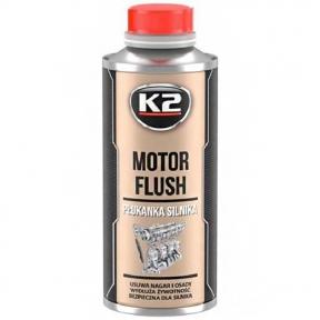 K2 MOTOR FLUSH 250ml Промывка масляной системы
