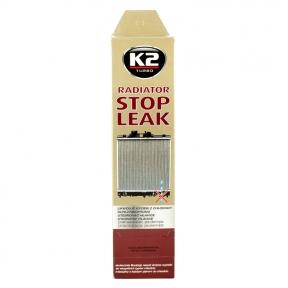 K2 SM-52 STOP LEAK 28g Герметик до радіатора (порошок)