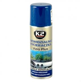 K2 VIZIO PLUS очищувач скла, антидощ (аерозоль) 200мл