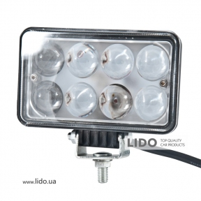 Автолампа светодиодная BELAUTO EPISTAR Spot LED (8*3w)
