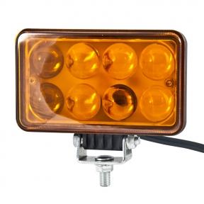 Автолампа светодиодная BELAUTO EPISTAR Spot Amber LED (8*3w)