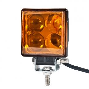 Автолампа светодиодная BELAUTO EPISTAR Spot Amber LED (4*3w)