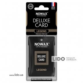 Ароматизатор Nowax Delux Card Legend, 6g
