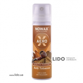 Ароматизатор Nowax X Aero Anti Tobacco, 75ml
