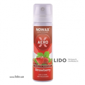 Ароматизатор Nowax X Aero Strawberry, 75ml
