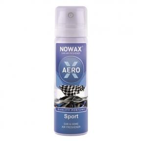 Ароматизатор Nowax X Aero Sport, 75ml