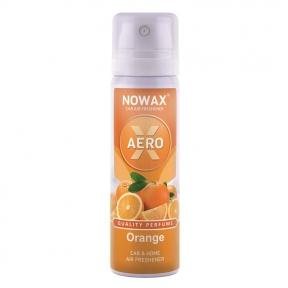 Ароматизатор Nowax X Aero Orange, 75ml