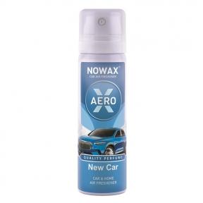 Ароматизатор Nowax X Aero New Car, 75ml