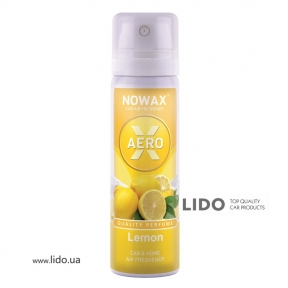 Ароматизатор Nowax X Aero Lemon, 75ml