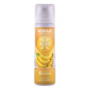 Ароматизатор Nowax X Aero Banana, 75ml