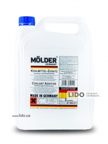 Антифриз Molder, концентрат синий 5л