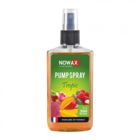 Ароматизатор Nowax Pump Spray Tropic, 75ml
