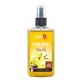 Ароматизатор Nowax Pump Spray Vanilla, 75ml
