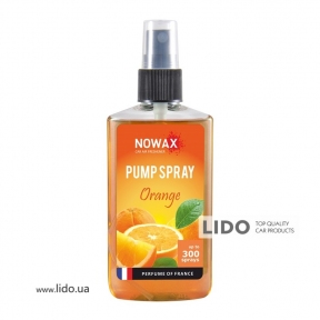 Ароматизатор Nowax Pump Spray Orange, 75ml