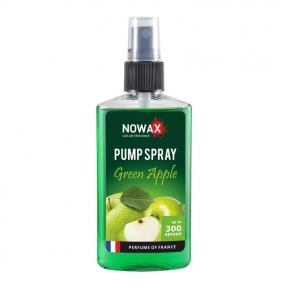 Ароматизатор Nowax Pump Spray Green Apple, 75ml