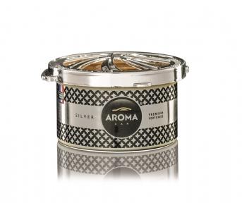 Ароматизатор Aroma Car Prestige Organic Green Tea Silver